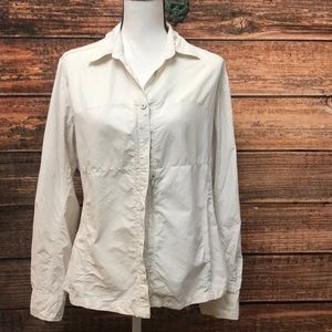 Columbia Breathable Button Down